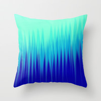 Aurora  Throw Pillow by AmeliaDarland