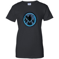 S.H.I.E.L.D Logistics Logo Graphic T-Shirt