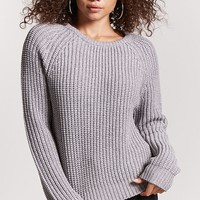 Marled Yarn Sweater