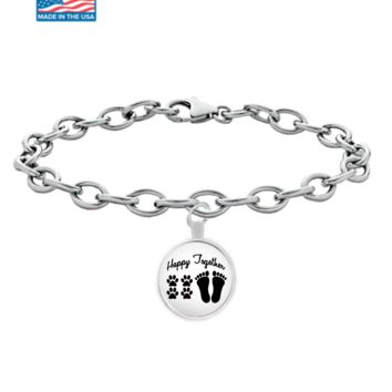 Dogs - Happy Together - Bracelets