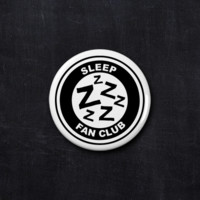 Sleep fan club button