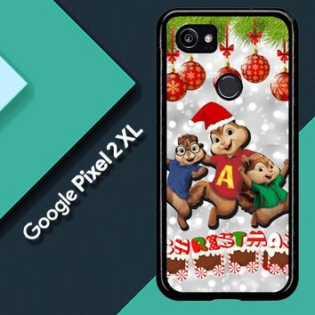 Alvin And The Chipmunks And The Chipettes D0268 Google Pixel 2 XL Custom Case