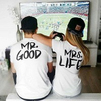 Mr. and Mrs. Good Life