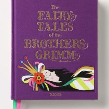 The Fairytales Of The Brothers Grimm by Anthropologie Purple One Size Gifts