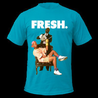 Fresh Prince Of Bel-Air Jordan Grape 5 Tee