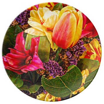 Tulipfest Tulip Collectors Plate Spring Flowers