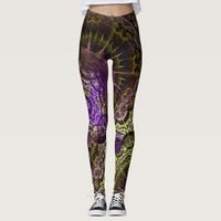 New Abstract Art Leggings