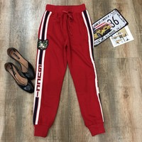 Gucci Women Leggings Movement Trousers-1