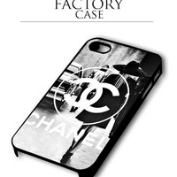 Chanel fashion iPhone for 4 5 5c 6 Plus Case, Samsung Galaxy for S3 S4 S5 Note 3 4 Case, iPod for 4 5 Case