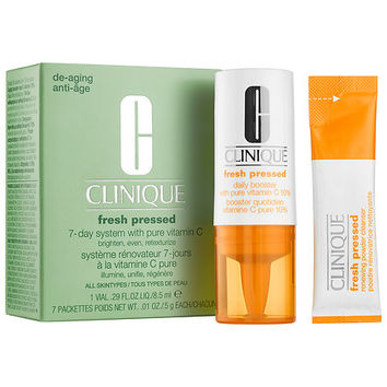 Fresh Pressed 7-day System with Pure Vitamin C - CLINIQUE | Sephora