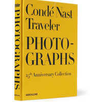 Assouline Conde Nast Traveler Photographs 25th Anniversary Collection Hardcover Book | MR PORTER