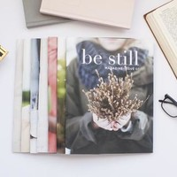 Be Still Magazine Set - The Daily Grace Co.