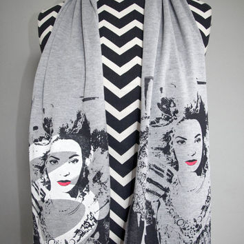 BEYONCE - Unisex Knit Scarf (One Size)