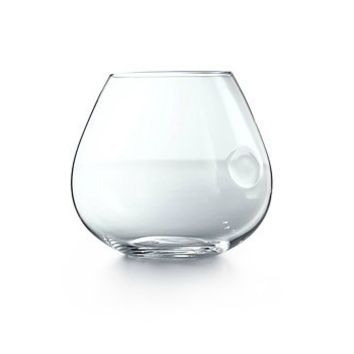 Tiffany & Co. | Item | Elsa Peretti?- Thumbprint brandy snifter in crystal. | United States