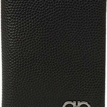 Salvatore Ferragamo Mens Ten-Forty Credit Card Holder - 669855