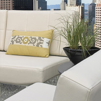 madison 5-piece upholstered outdoor seating set