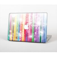 """The Unfocused Color Vector Bars Skin Set for the Apple MacBook Air 11"""""""