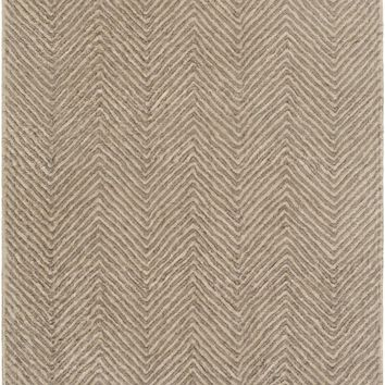 Quartz Geometric Area Rug Black, Neutral