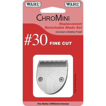Wahl ChroMini Replacement Blade #30 Fine Silver
