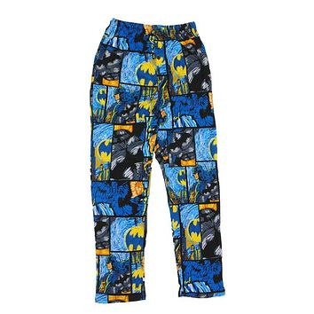 DC Comics Batman Blocks Sleep Lounge Pants