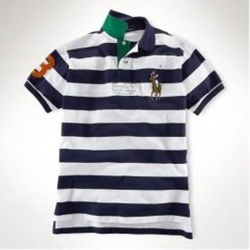 Beauty Ticks Ralph Lauren Bedding Men Stripe Polo Mrlstp017