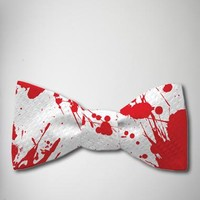 Bloody Bow Tie