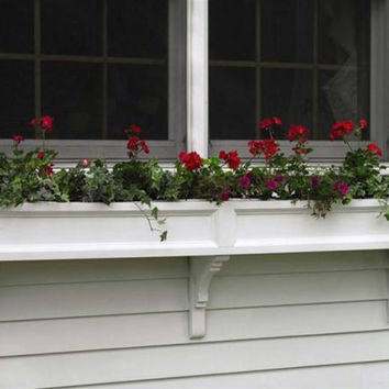 Window Box Planter - Handcrafted