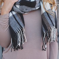 Double Shot Scarf