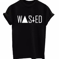 WASTED Short Sleeve T-Shirt