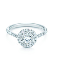 Tiffany & Co. | Engagement Rings | Tiffany Soleste Round | United States