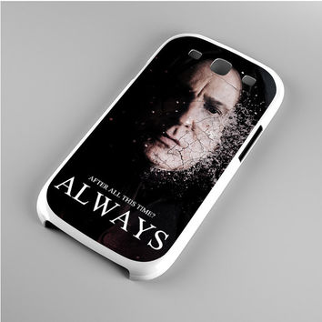 Severus snape always after all this time Samsung Galaxy S3 Case
