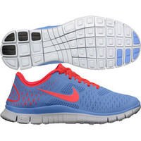 Nike Free 4.0 v2 Running Shoe - Womens