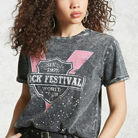 Rock Festival Graphic Tee