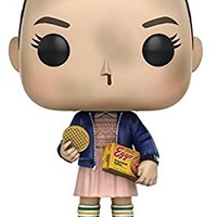 POP Television Stranger Things Eleven Toy with Eggos/Chase