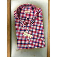 Brighton Multi Gingham Check Red