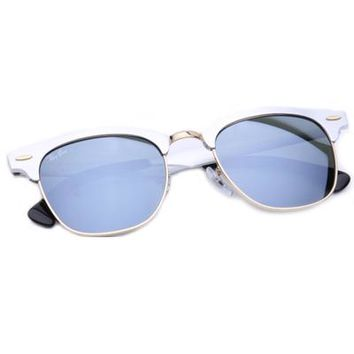 Ray-Ban Clubmaster Aluminum RB3507 51-21 137/40 3N