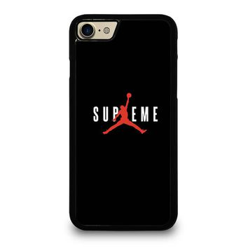 SUPREME AIR JORDAN iPhone 7 Case Cover