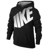 Nike YA76 Dot PO Hoodie - Boys' Grade School at Kids Foot Locker