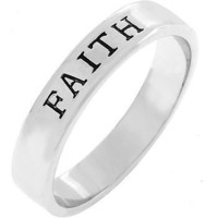 Faith Fashion Ring from Jannie's LiveDeals