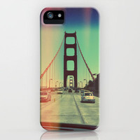 golden gate iPhone Case by emma  | Society6