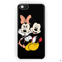 Mickey Mouse Dan Minnie Mouse For iPhone 5 / 5S / 5C Case
