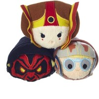 Disney Mini Tsum Tsum Star Wars, Set 5 - Walmart.com