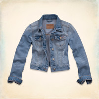 Seaside Reef Denim Jacket