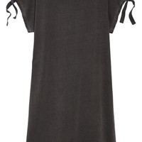 Treasure & Bond Split Sleeve T-Shirt Dress (Big Girls) | Nordstrom