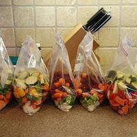Favorite Recipes / Slow Cooker recipes that you freeze, then take out when you need them. This woman is a genius.