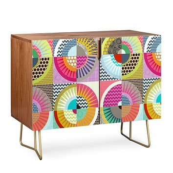Sharon Turner New York Beauty Credenza