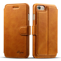 Leather Phone Cases for Iphone 7/ Iphone 7 Plus