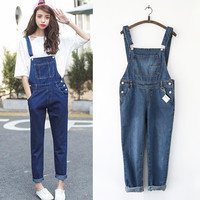 Maternity Jeans Pants for Pregnant Women Maternity Clothes for Spring and Autumn Overalls Pregnancy Pants Maternity Clothing