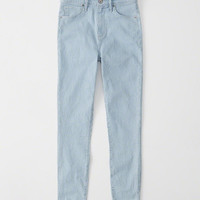 Womens High-Rise Ankle Jeans | Womens New Arrivals | Abercrombie.com