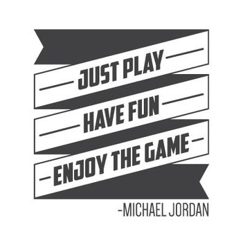 wall quote - Michael Jordan
